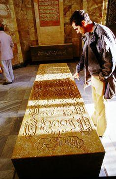 Tomb of Poet Sa'di, Shiraz, Iran - Lonely Planet