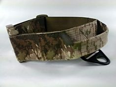 Tactical K9 Military dog collar with handle ATACS AU camo by MIaK9
