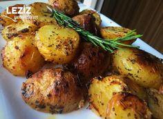 Özel Soslu Fırında Patates