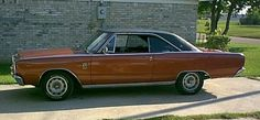My old 1967 Dart GT...sure do miss this car!!
