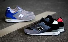"The Good Will Out x New Balance 577 ""Autobahn"" Pack"