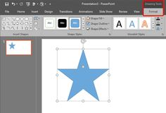 Add Solid Fills to Shapes in #PowerPoint 2016 for Windows
