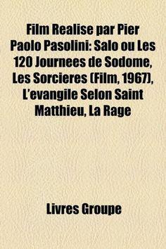 Film Ralis Par Pier Paolo Pasolini: Sal Ou Les 120 Journe... https://www.amazon.co.jp/dp/1159469016/ref=cm_sw_r_pi_dp_x_IzRTybNK49PZB