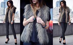 FAUX FUR (by Friend in Fashion *) http://lookbook.nu/look/3615323-FAUX-FUR
