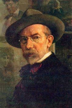 Autoportrait, 1922 - Iouri Pen