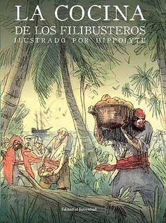 Mélani de Bris reivindica en un libro ilustrado el valor de la cocina de los filibusteros por América.