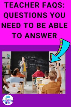 There are so many questions that require a thoughtful answer. While I have never written most of them down, some of them eventually get covered in my syllabus. But parents and students will ask and teachers do not want to have that blank star. Here are my burning questions with possible answer.