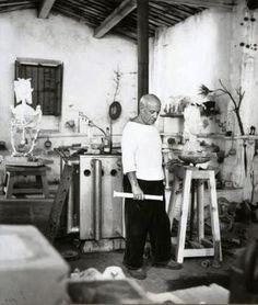 André Villers, Vallauris, 1953