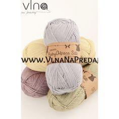 Drops BabyAlpaca Silk - All Colours - Yarn - Wool Warehouse - Buy Yarn, Wool, Needles & Other Knitting Supplies Online! Drops Design, Drops Baby Alpaca Silk, Laine Drops, Yarn Colors, Colours, Knitting Supplies, Alpacas, Types Of Yarn, Knitting For Kids