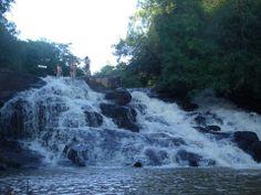 "Salto ""La Cascada"" por la ruta 103 a 4 km de Oberá...."