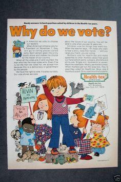 why do we vote
