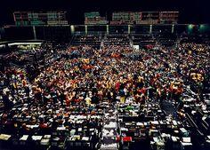 """Andreas Gursky """"Chicago Board of Trade"""" (1997) verkauft für $2,3 Millionen."""