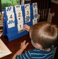 Awesome preschool math activities