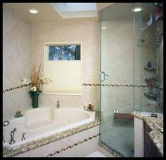 Nice Jacuzzi Bathroom Design