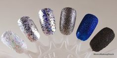 Essie Encrusted Treasures Holiday 2013 Swatches