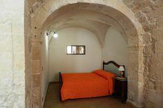 Bedroom in Scicli Albergo Diffuso, Sicily | more info at http://www.sciclialbergodiffuso.it/