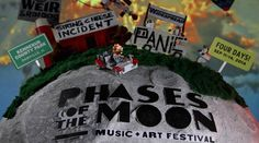 Phases of the Moon Festival - One Small Step for Jam