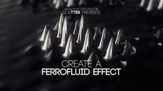 In this tutorial you will learn how to create a ferrofluid like effect using a combination of extrusions techniques and VDB meshing, inside Houdini. Then, we will…