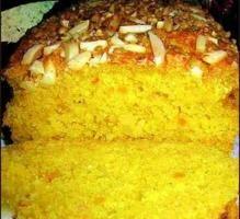 Recette - Cake au potiron et aux amandes - Proposée par 750 grammes