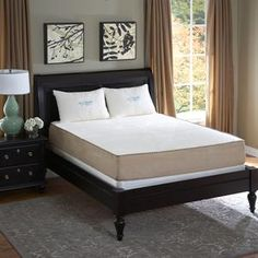 St. Thomas Memory Foam Bed #NSPin2Win