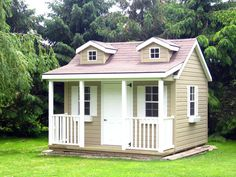 cedarshed cabana 9x6 shed kit cabins cottages pinterest cabana playhouses and backyard - Garden Sheds 9x6