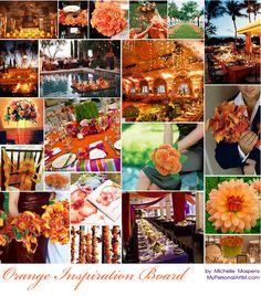 -Wedding Colors – Fall Wedding Colors