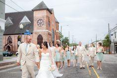 BAC Wedding Blog :: The Brooklyn Arts Center at St. Andrews, Wilmington, NC