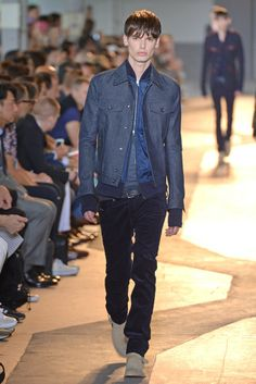 Diesel Black Gold Men's RTW Spring 2015 - Slideshow