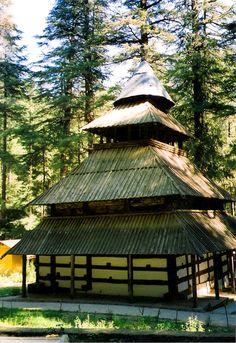 Manali - Hadimba Temple