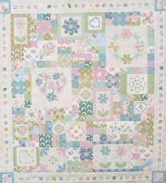 Daisy Meadows Quilt