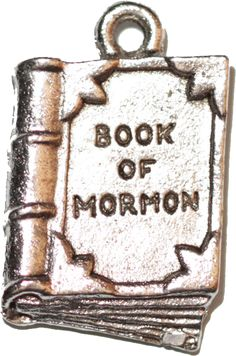 Book Of Mormon - Silver #Book-Of-Mormon---Silver