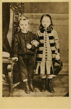Victorian Fashion. So hard to find children's pix posted.  This one is fantastic.