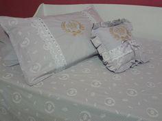 Kit cama de solteiro Princesa