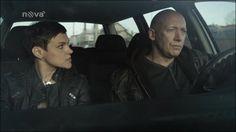 Eva Jánská(Andrea Opavská)and Dan Chládek(Robert Jašków)from the Series, Atentát(Assassination)