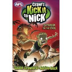 Crawf's Kick it to Nick: Outbreak on the Oval  $9.99