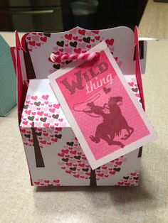 Mrs Crafty Adams | Valentine Candy Bags - Silhouette Cameo