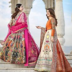 Which dress you would love to style this wedding season 🌸🌸🌸🌸 After styling lots and lots of simple outfits last month we decided to wear… Pakistani Fashion Party Wear, Pakistani Wedding Outfits, Indian Bridal Outfits, Pakistani Bridal Dresses, Pakistani Dress Design, Indian Designer Outfits, Designer Dresses, Asian Wedding Dress, Wedding Dresses For Girls