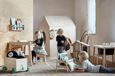IKEA is introducing a new family of children's furniture and storage