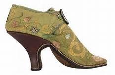 zapato antiguo
