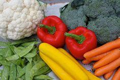 Vegetable Information: What is a healthy vegetarian diet.