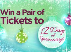 Ellen degeneres 12 days of giveaways registering domain