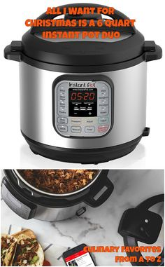 Culinary Favorites From A to Z: All I Want for Christmas is a 6 Quart Instant Pot Duo Pressure Cooker! Culinary Favorites From A to Z: All I Want for Christmas is a 6 Quart Instant Pot Duo Pressure Cooker! Engraved Plates, Simple Blog, Presents For Her, Mom Jewelry, Christmas Gifts For Mom, Birthday Gifts For Her, Mother Gifts, Mothers, Wine Gifts