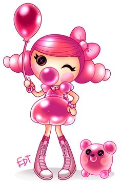 Lalaloopsy Bubbles Smack n Pop by *thweatted on deviantART Kawaii Crush, Desu Desu, Chibi Anime, Lalaloopsy Party, Art Folder, Voodoo Dolls, Little Doll, Animal Quotes, Funny Art