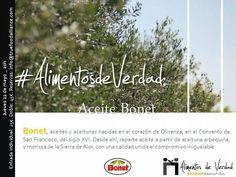 #AceitesBonet #TrueFood #Olivenza