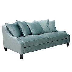 New and exclusive: Brighton Collection in Aquamarine upholstery. $1699.00