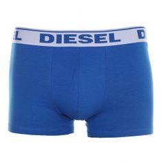 Boxer Diesel Fresh&Bright en coton stretch Bleu électrique