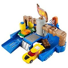 Check out the Hot Wheels Clean Ride Car Wash Playset at the official Hot Wheels website. Explore the world of Hot Wheels now! Hot Wheels, Love My Boys, Car Wash, Creepers, New Baby Products, Old Things, Childhood, Cleaning, Toys
