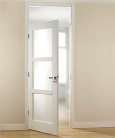Bathroom Medicine Cabinet, Tall Cabinet Storage, New Homes, Doors, Mirror, Furniture, Interior Modern, Door Ideas, Home Decor