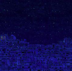 A Night in Seoulby Hajin Bae(a.k.a. soulist-aurora).