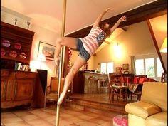▶ Pole Dance Tutorial ► Cupid - Intermediate - YouTube